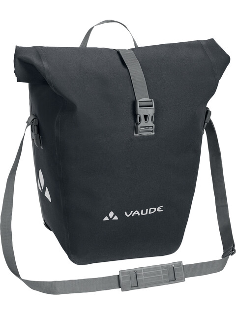 VAUDE Aqua Back Deluxe Fietstas Single zwart